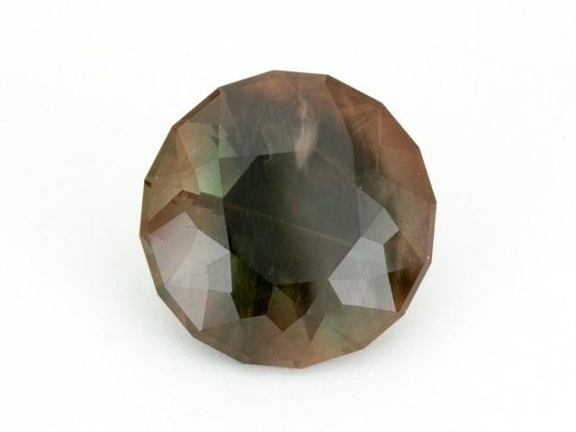 SALE WAS $12,100 ~ 11.8ct Oregon Sunstone, Green Round (S1897)