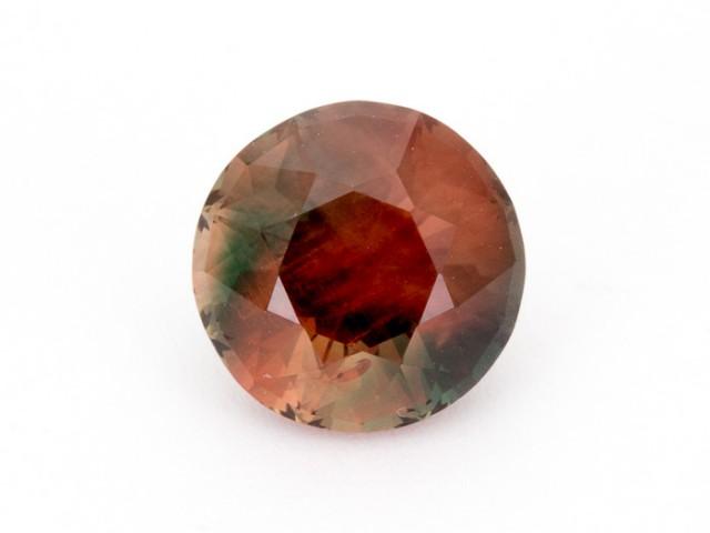 5.7ct Oregon Sunstone, Red/Green Round (S1910)