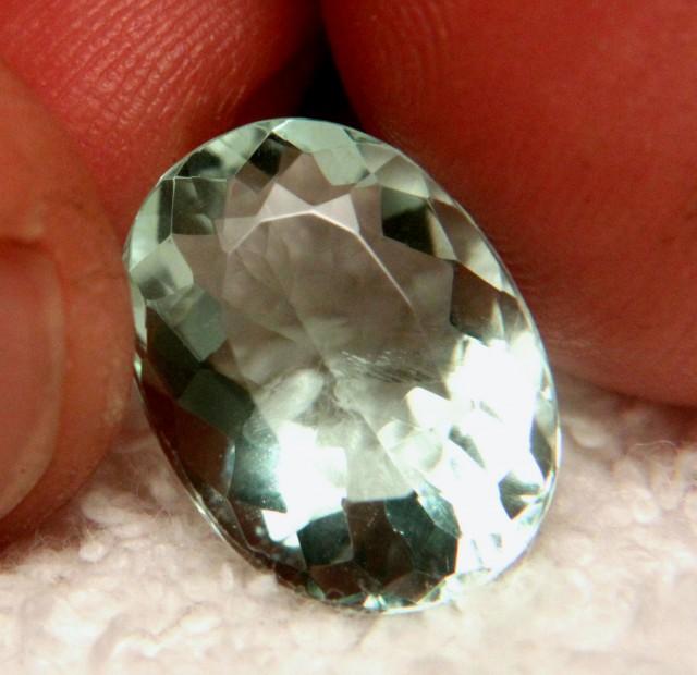 9.84 Carat VVS/VS Green China Fluorite - Gorgeous