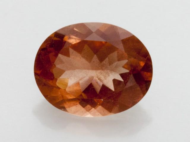 2.4ct Peach Oval Sunstone (S1970)