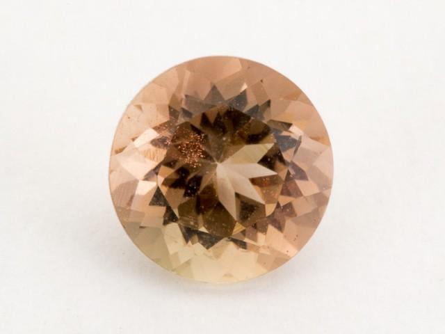1.3ct Oregon Sunstone,  Rootbeer Round (S1990)
