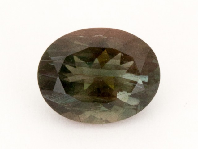 2.1ct Oregon Sunstone, Dichroic Oval (S2020)