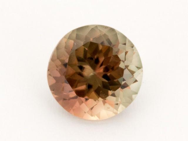 2.6ct Oregon Sunstone, Dichroic Round (S2025)