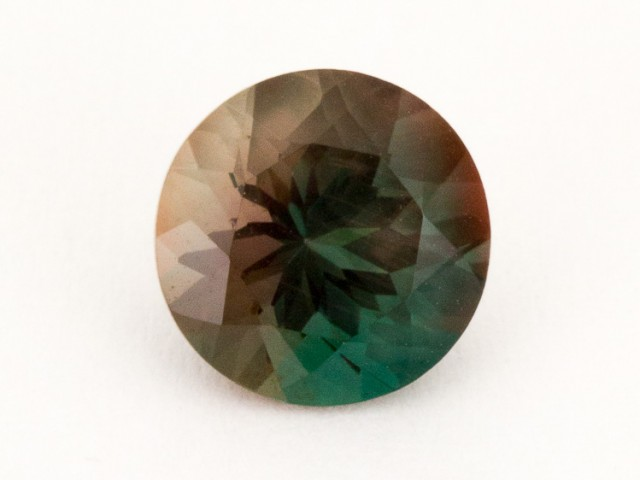 1.5ct Oregon Sunstone, Bicolor Round (S2030)