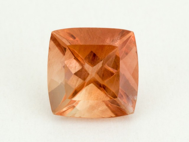 1.3ct Peach Square Sunstone (S1993)