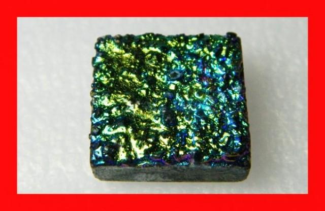 44cts Natural Titanium Druzy Cab Stone Z886