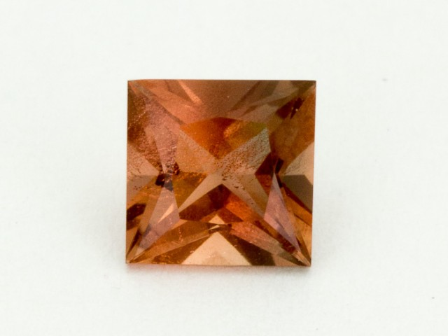 1.2ct Oregon Sunstone, Peach Square (S2029)