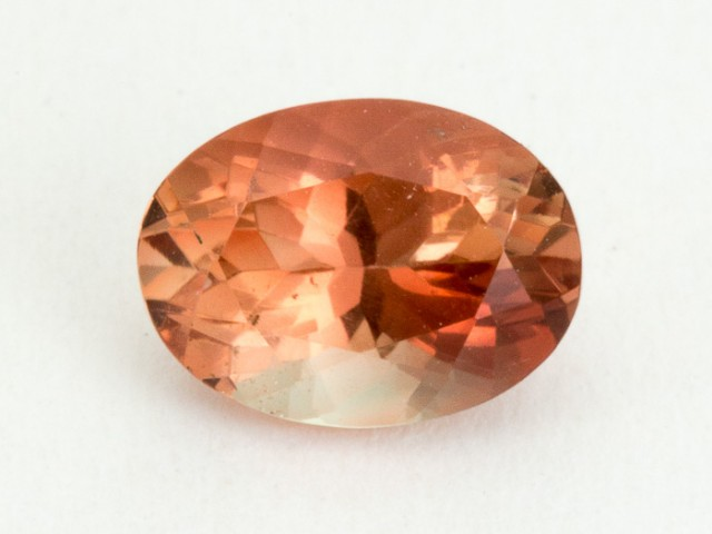 1.1ct Oregon Sunstone, Peach Oval (S2049)