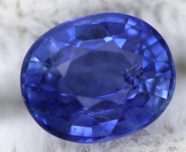 BLUE CELYON SAPPHIRE NATURAL STONE 0.60 CTS  PG-211