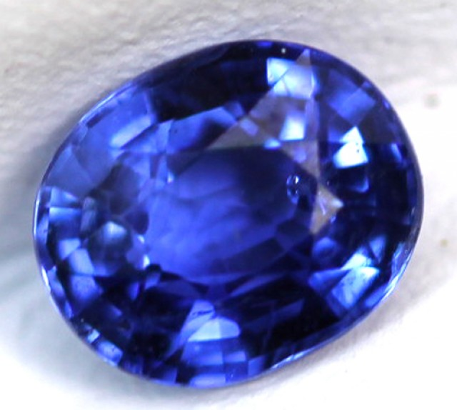 BLUE CELYON SAPPHIRE NATURAL STONE 0.65 CTS  PG-212