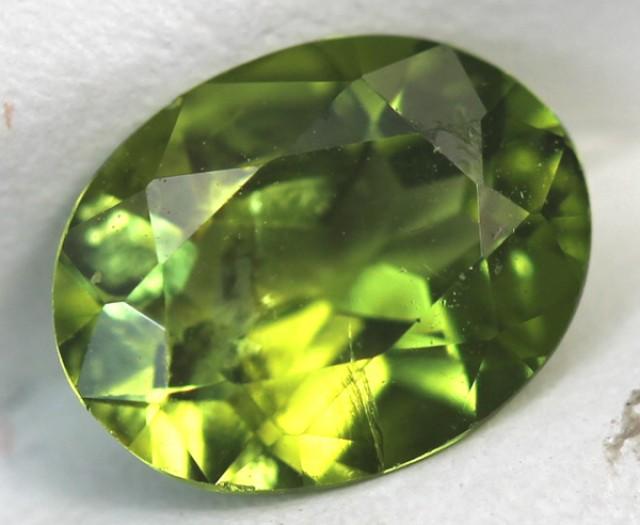 1.70 CTS PERIDOT BRIGHT GREEN  CG-20