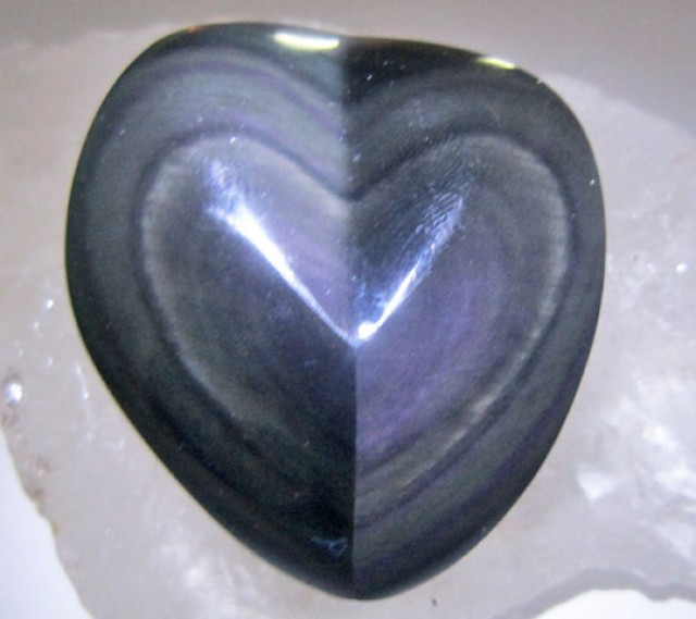 195CTS MEXICAN CHATOYANT OBSIDIAN GG1011