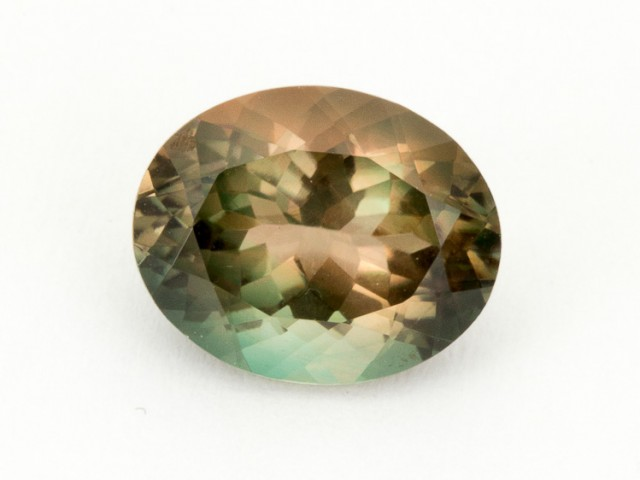 3ct Oregon Sunstone, Dichroic Oval (S2113)