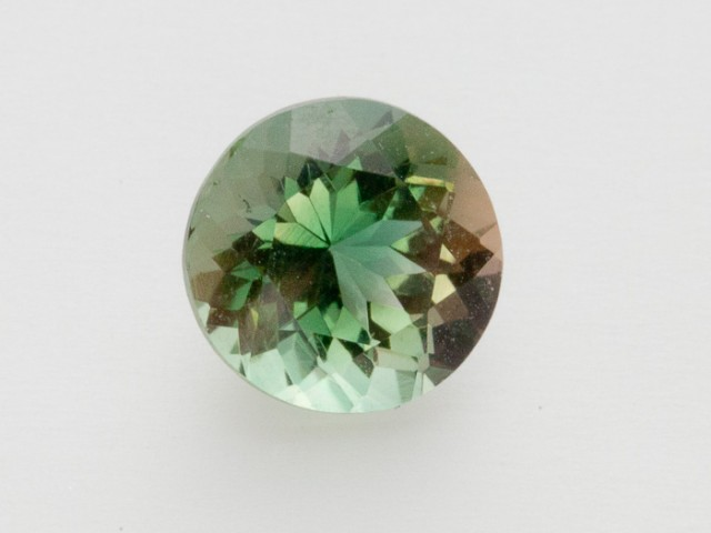 1.8ct Oregon Sunstone, Green/Red Round (S2064)