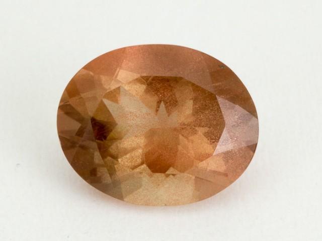 2.8ct Oregon Sunstone, Peach Oval (S2057)