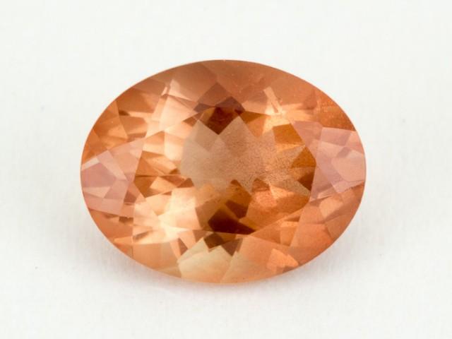2.3ct Oregon Sunstone, Peach Oval (S2076)
