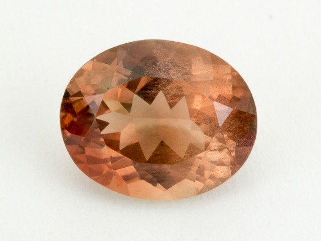 3.6ct Peach Oval Sunstone (S2078)