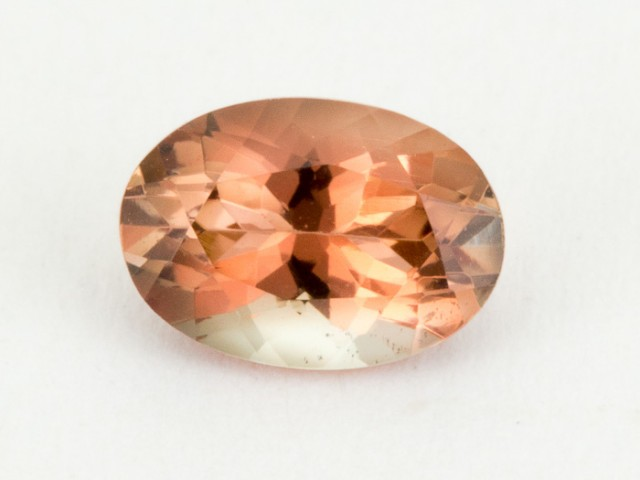 .6ct Oregon Sunstone, Peach Oval (S2091)