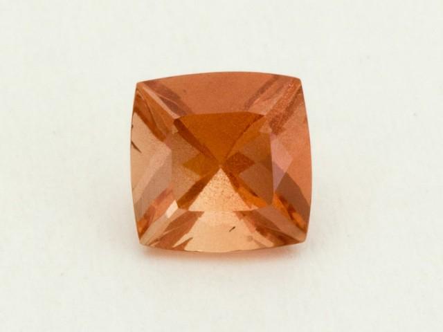 0.9ct Peach Square Sunstone (S2103)