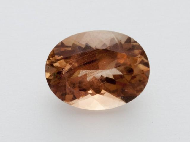1.4ct Oregon Sunstone, Peach Oval (S2116)