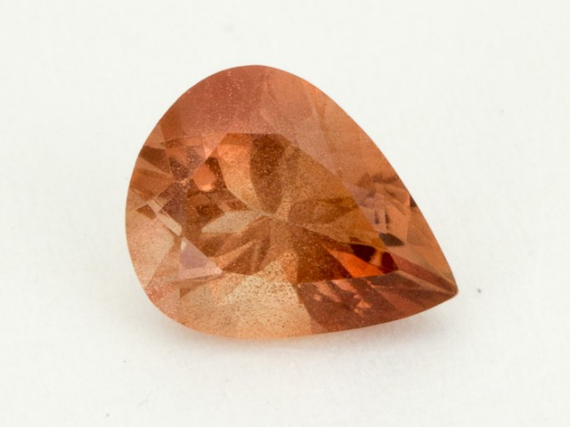 1.2ct Peach Pear Sunstone (S2117)