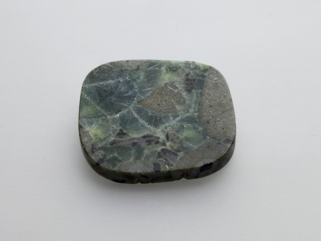 40.3ct Polished Wavellite, Emerald Green (WL03)