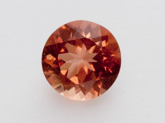 .95ct Oregon Sunstone, Red Round (S2006)