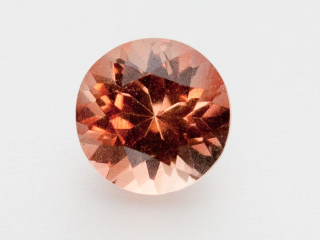 .75ct Oregon Sunstone, Red Round (S2010)