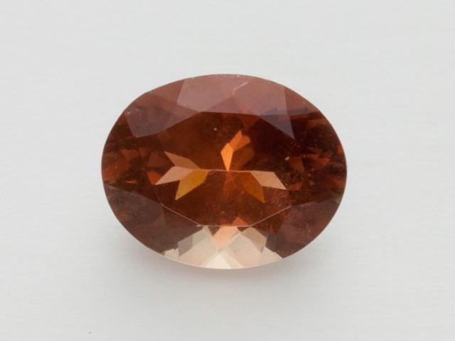 2.8ct Oregon Sunstone, Red Oval (S2041)
