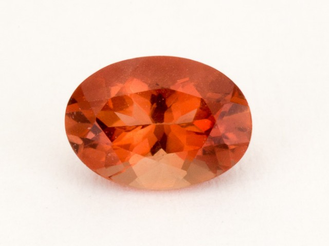 .7ct Oregon Sunstone, Red Oval (S2090)