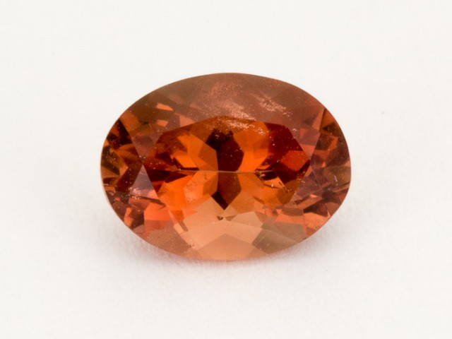 1.3ct Oregon Sunstone, Red Oval (S2131)