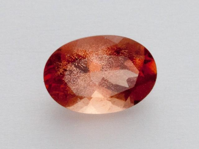 .5ct Oregon Sunstone, Red Oval (S2146)