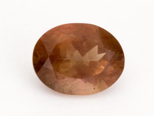 1.7ct Oregon Sunstone, Rootbeer Oval (S1994)
