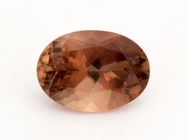 0.7ct Oregon Sunstone, Rootbeer/Red Oval (S2014)
