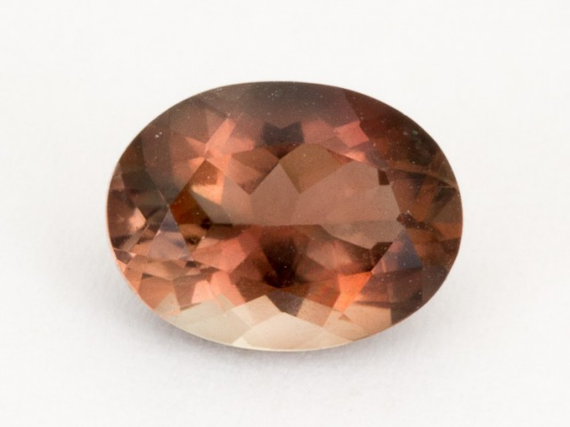 1.1ct Oregon Sunstone, Rootbeer Oval (S2037)