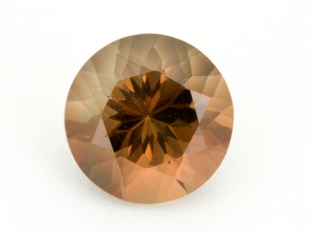 2.2ct Oregon Sunstone, Rootbeer Round (S2061)