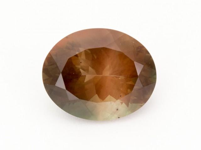 11.4ct Rootbeer Oval Oregon Sunstone, (S2219)