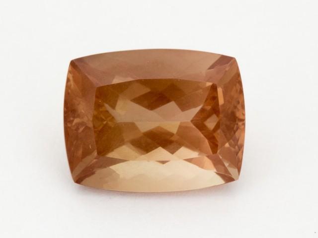 9ct Pink Rectangle Sunstone (S2215)