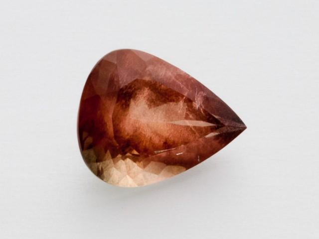 2.1ct Oregon Sunstone, Red Pear (S1827)