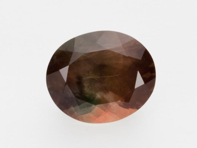 8ct Rootbeer Oval Sunstone (S2212)