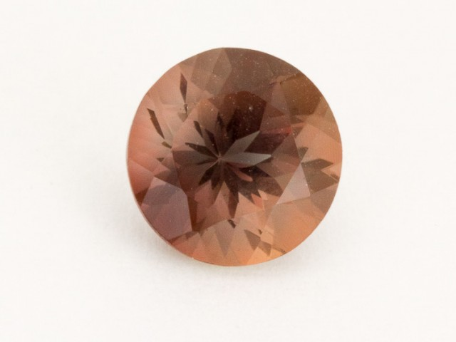 1.3ct Oregon Sunstone, Red/Rootbeer Round (S2154)