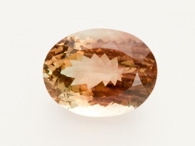 14.4ct Peach Oval Sunstone (S2220)