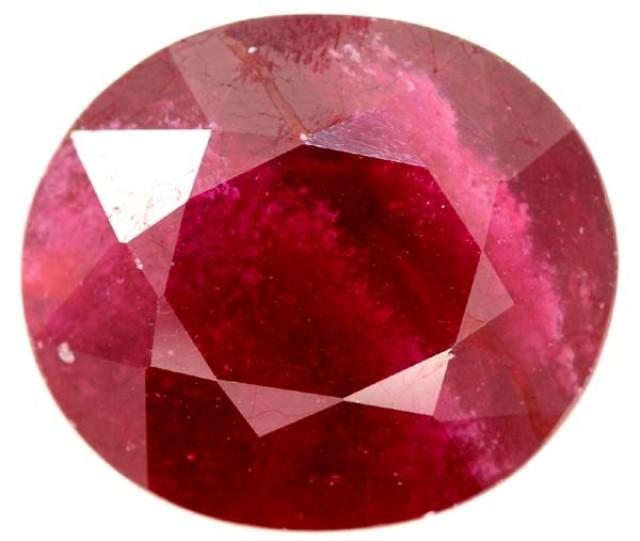 RUBY  MADAGASCAR  24.80  CTS  PG-269
