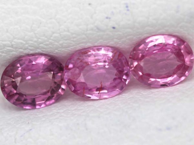 PINK SAPPHIRE MADAGASCAR  1.15 CTS  PG-242