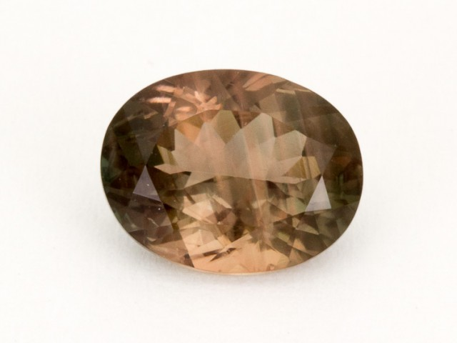 2.9ct Oregon Sunstone, Rootbeer Oval (S2150)
