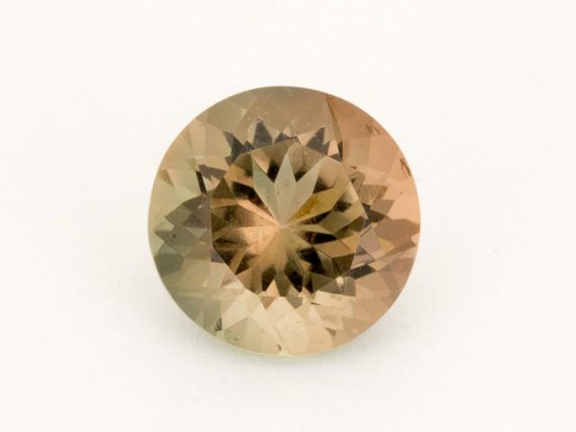 4.2ct Oregon Sunstone, Bicolor Rootbeer Round (S2162)