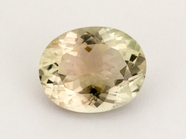 2.4ct Oregon Sunstone, Clear/Dichroic Oval (S2178)