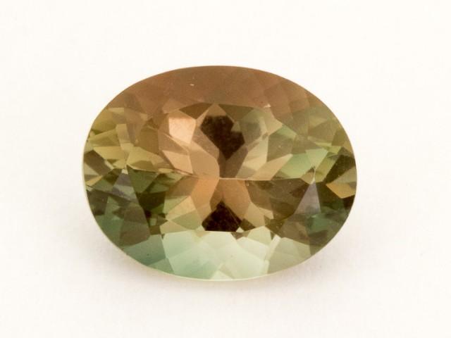 2.9ct Oregon Sunstone, Dichroic/Clear Oval (S2188)