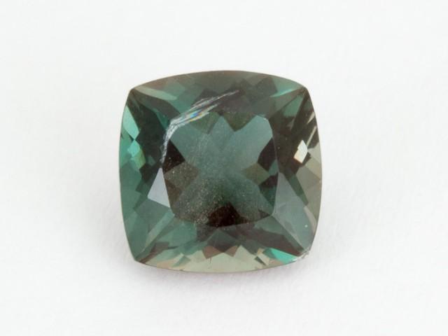 1.8ct Green/Dichroic Square Oregon Sunstone (S2194)