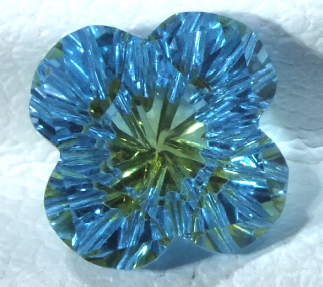 CIRTINE FLOWER CARVING   2.0 CTS  LG-24